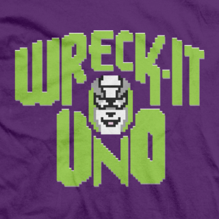 Wreck It Uno (Green)
