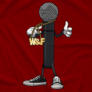 Josiah's Microphone