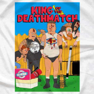 King of the Deathmatch - White