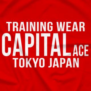 Capital Ace Training Wear