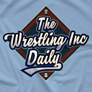 The Wrestling Inc Daily Logo Shirt