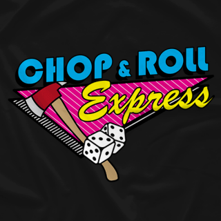Chop and Roll Express Retro