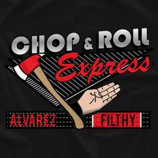 Chop and Roll Express