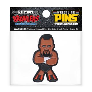 Taz - Micro Brawler Wrestling Pin