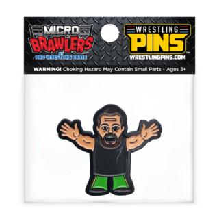 Swoggle - Micro Brawler Wrestling Pin