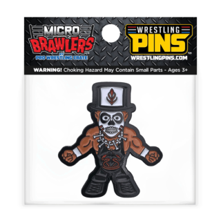 Papa Shango - Micro Brawler Wrestling Pin