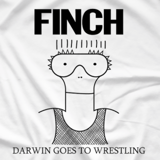 Darwin Finch - Darwin Goes To Wrestling