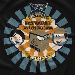 Wrestling Soup WSPTSMSBS T-shirt