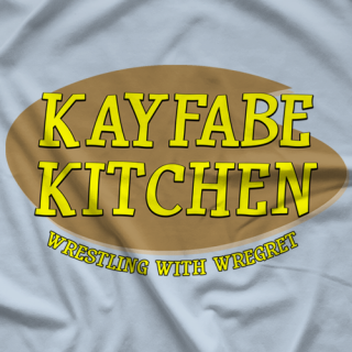 Kayfabe Kitchen T-shirt