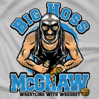 Big Hoss McGraw Grey