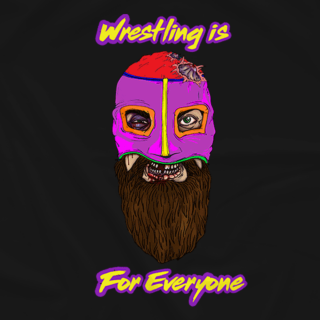 Wrestling is For Everyone