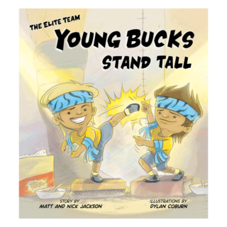 Young Bucks Stand Tall Children's Book