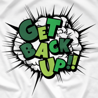 Yoshi-Hashi Get Back Up (Double-Sided)