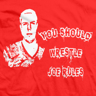 You Should Wrestle Joe Rules