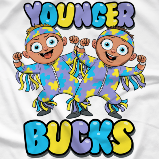 Young Bucks - Babyface Kid's Clothing