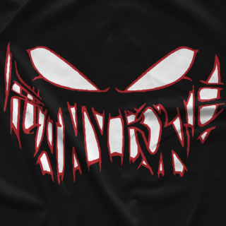 Demon Face T-shirt