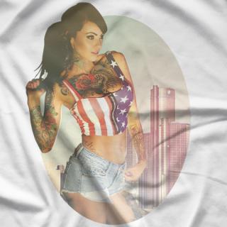 Zahra Detroit T-shirt