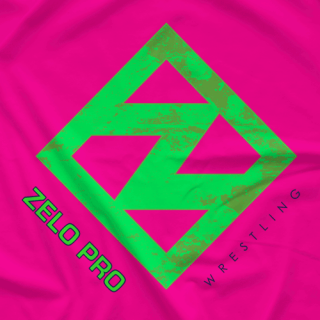 Pink with Neon Logo