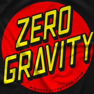 Zero Gravity Santa Cruz T-shirt