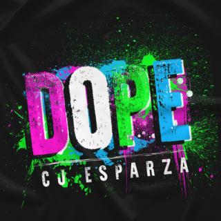 CJ Esparza DOPE Splatter