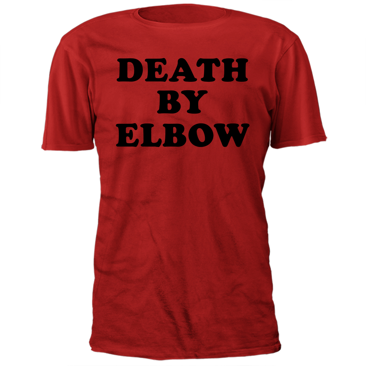 Chris Hero Death By Elbow T-shirt