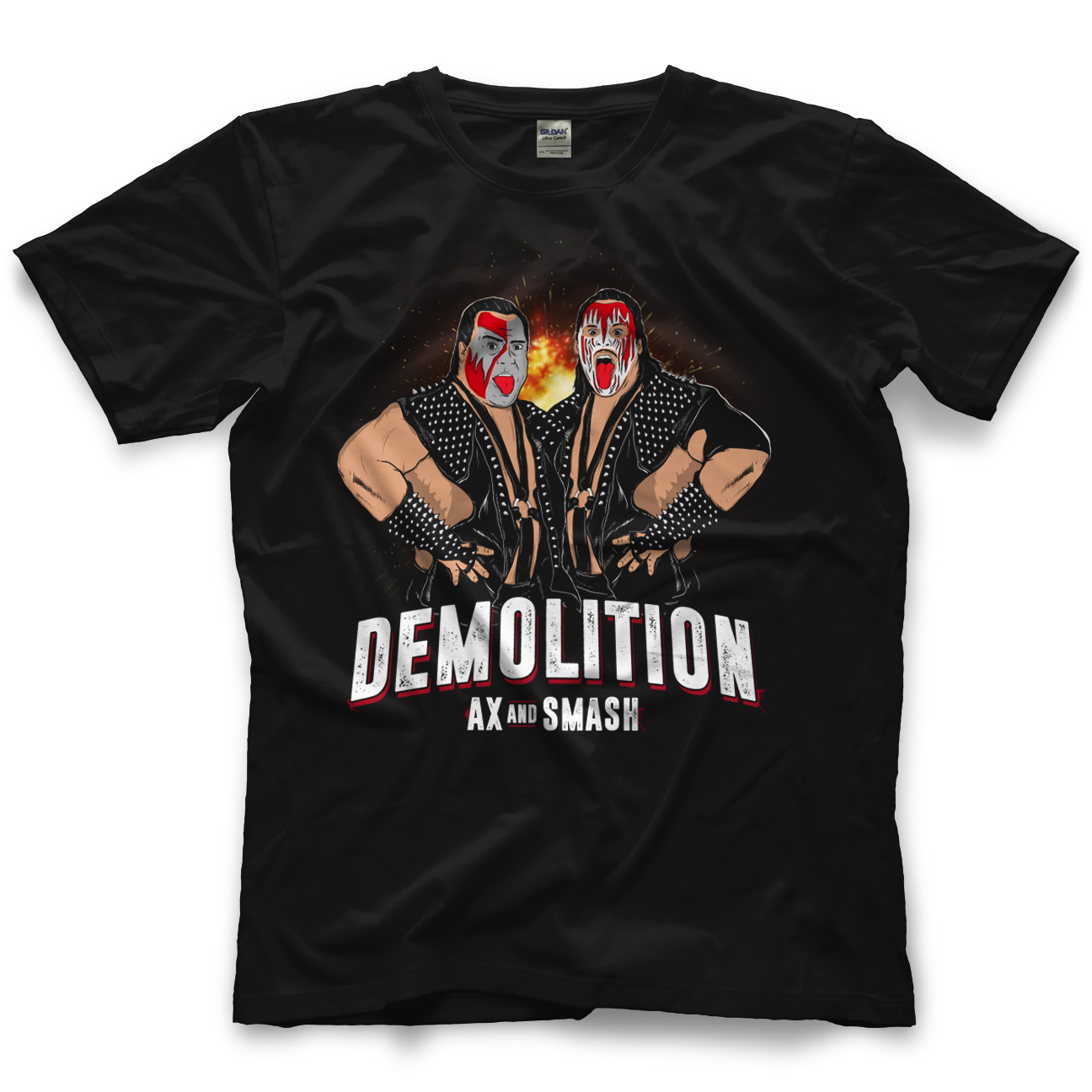 Masked Superstar Walking Disaster T-shirt