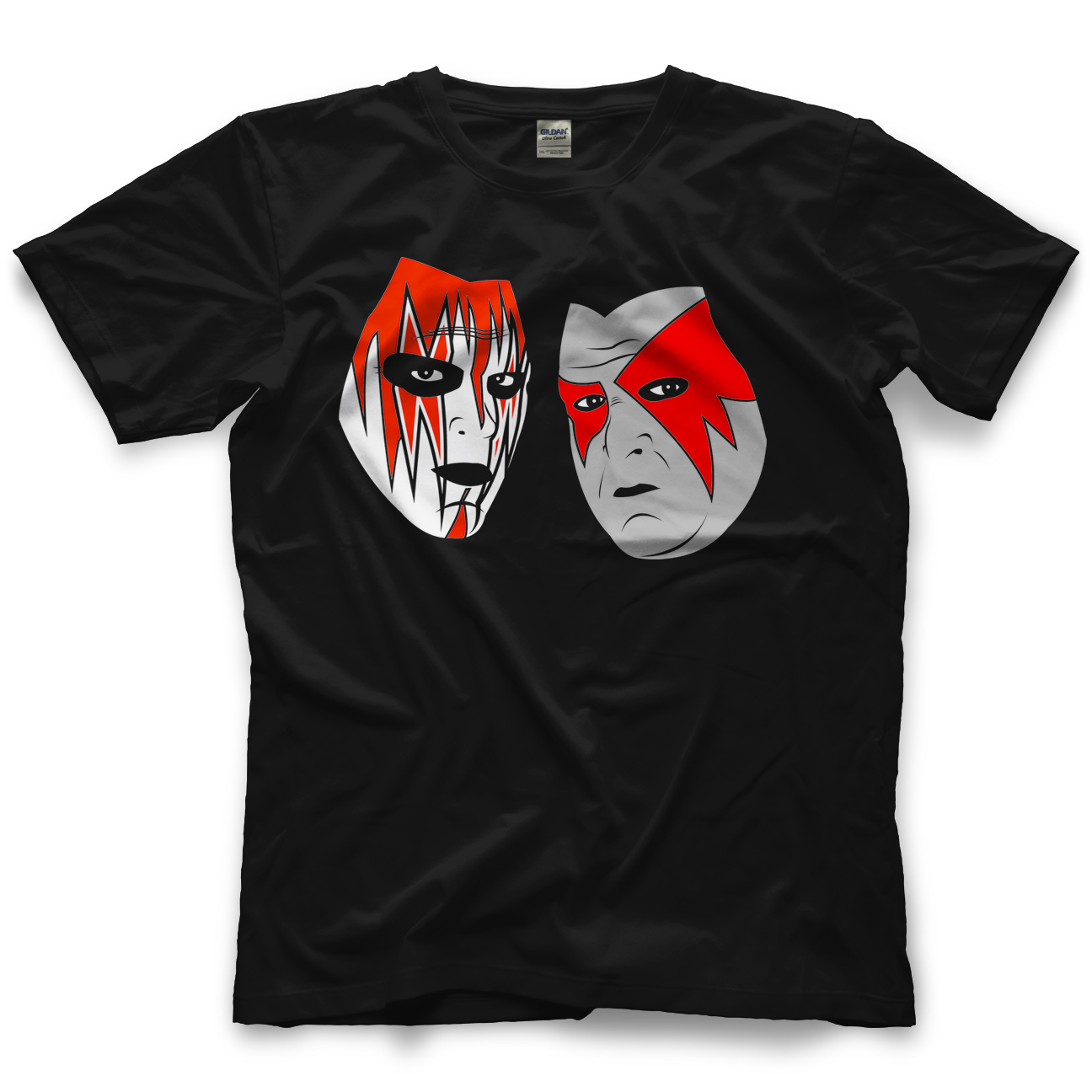Masked Superstar Demolish T-shirt