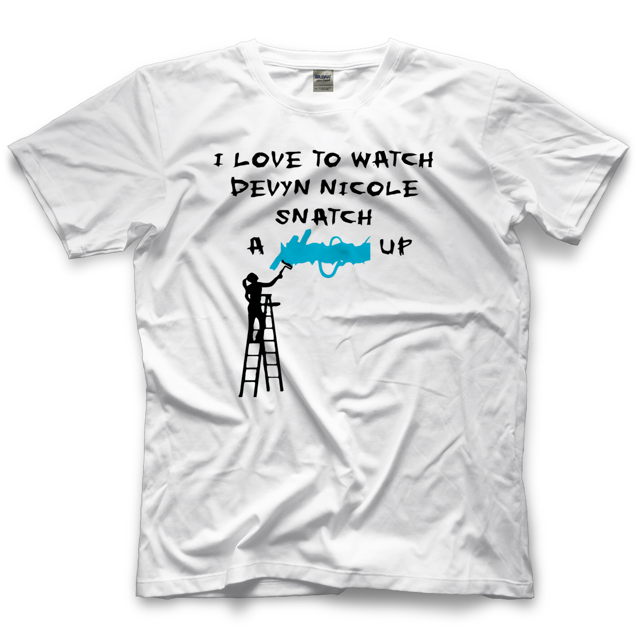 Devyn Nicole Snatch Em Up T-shirt