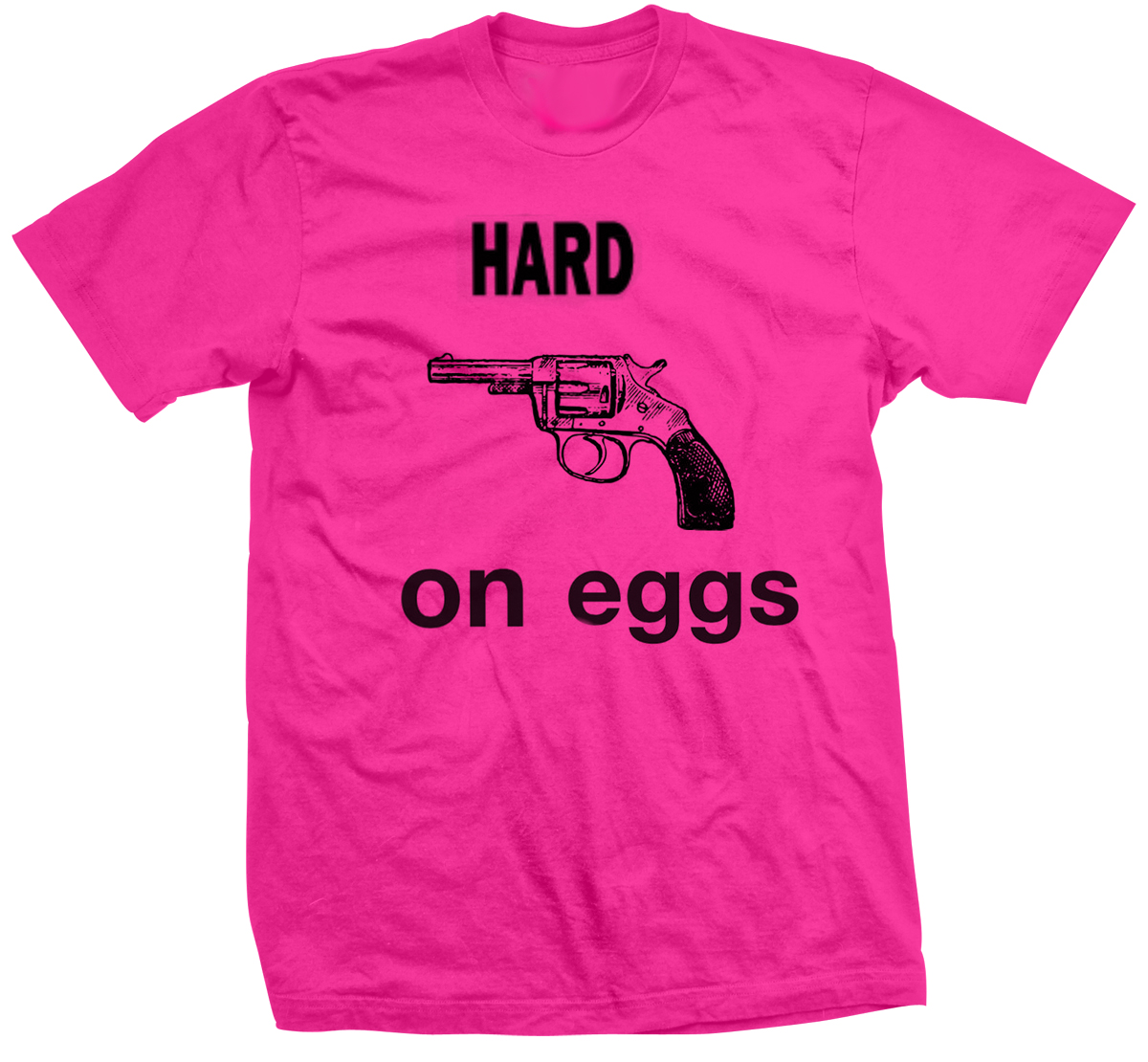 Hard on Eggs T-shirt