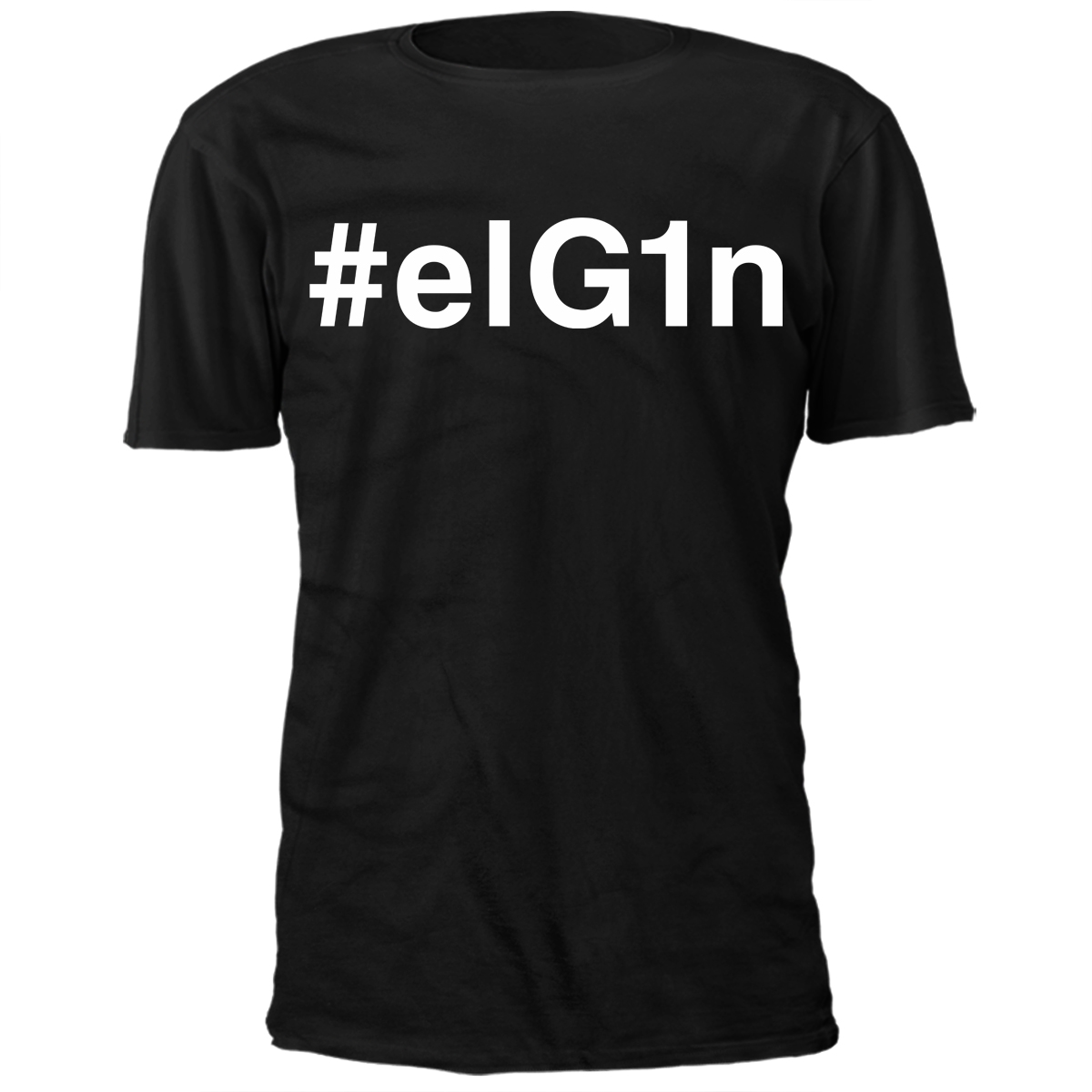 Michael Elgin #elG1n T-shirt
