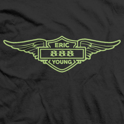 Eric Young EY Wings T-shirt