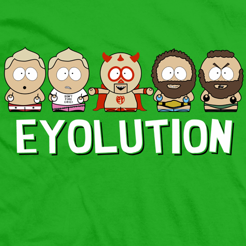 Eric Young EYolution T-shirt