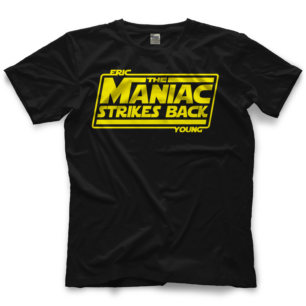 The Maniac Strikes Back T-shirt