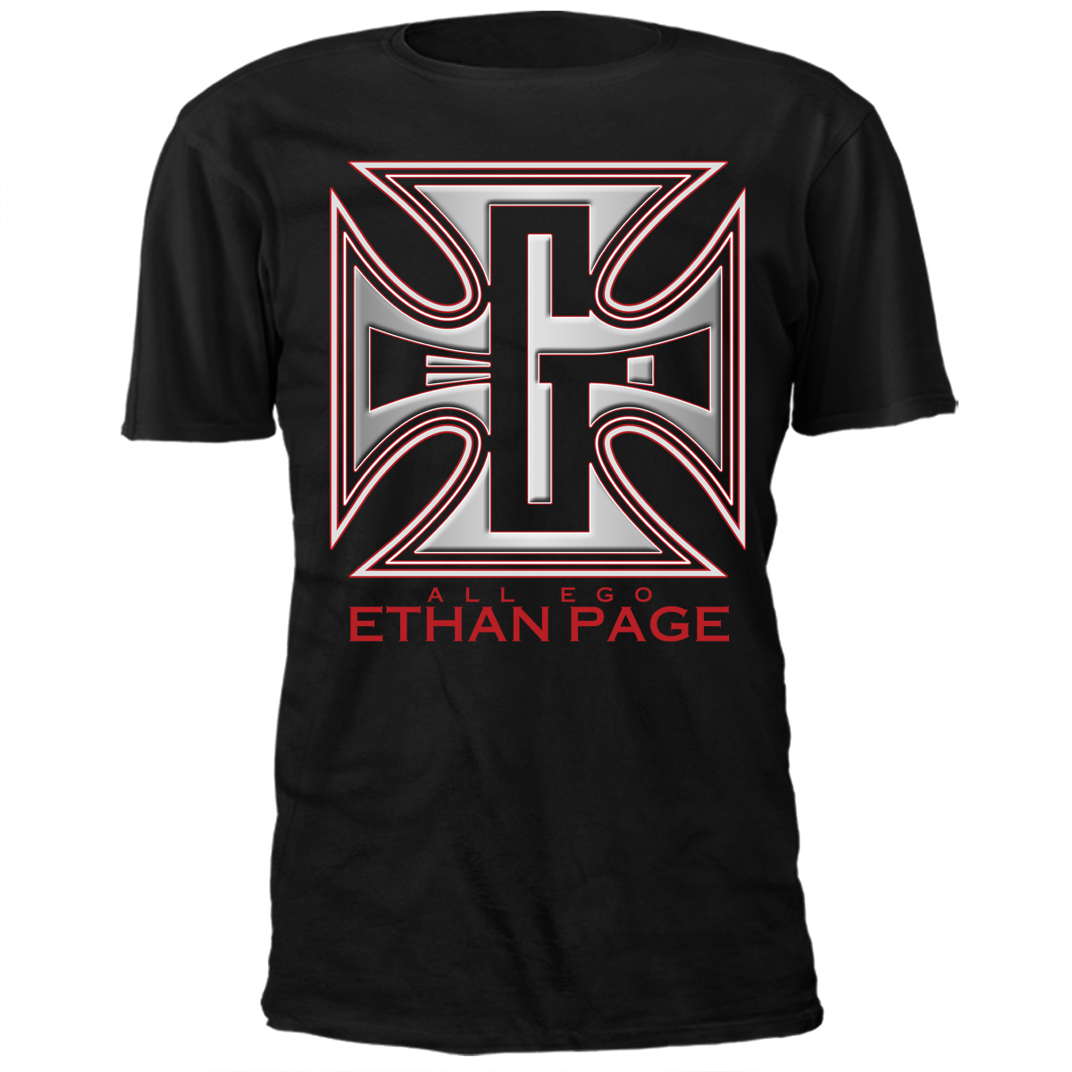 Ethan Page King of Egos T-shirt
