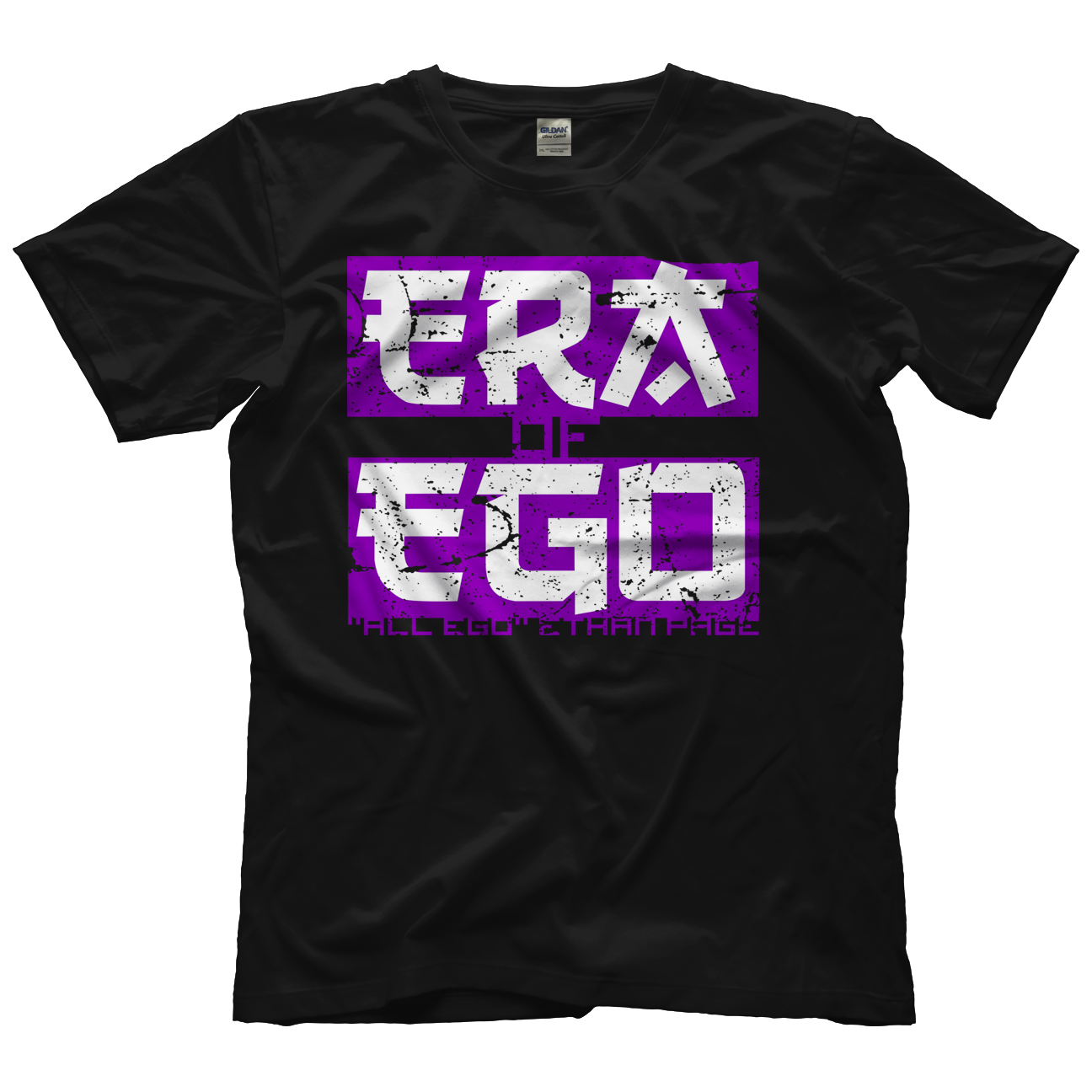 Ethan Page Era of Ego T-shirt