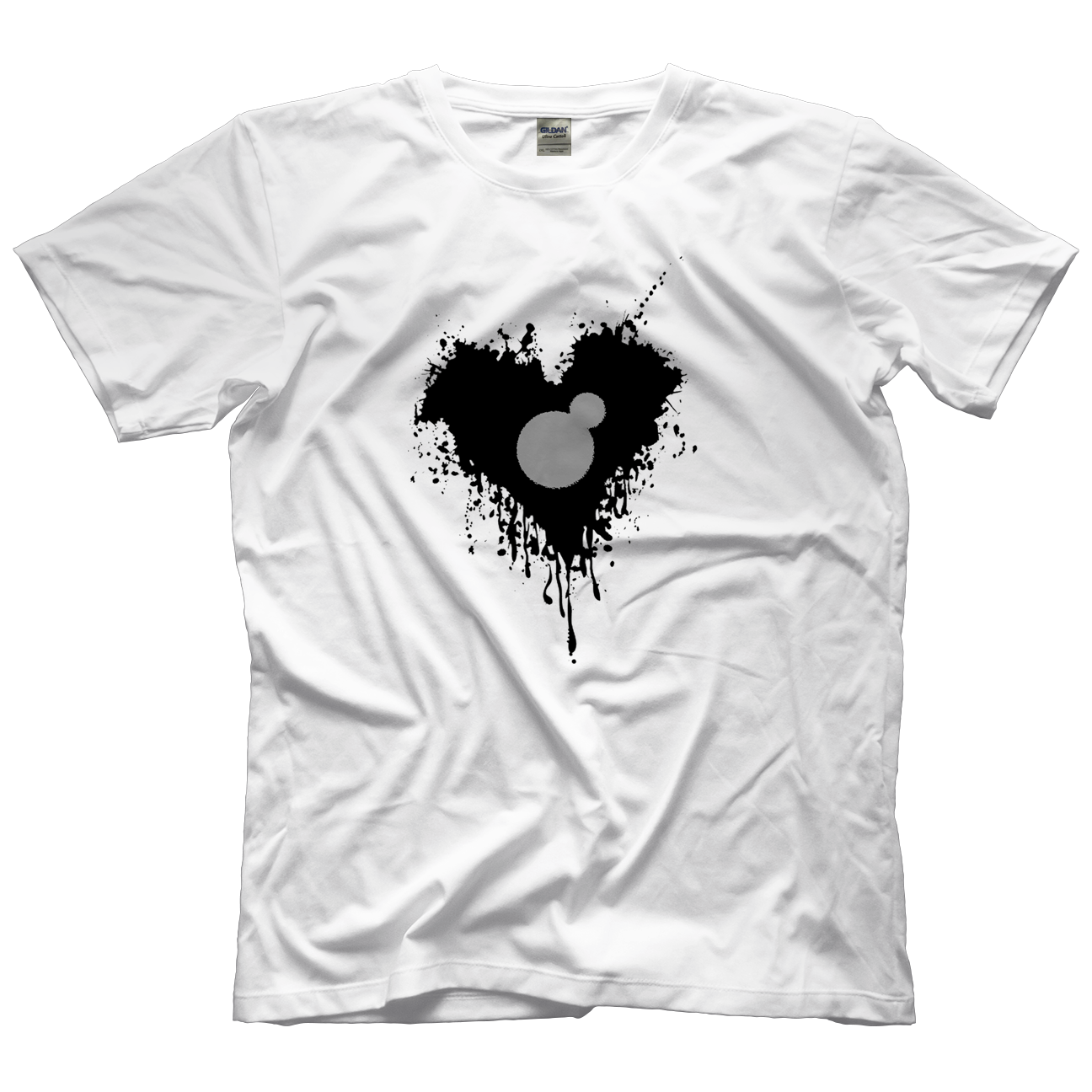 FNX Network Heart T-shirt