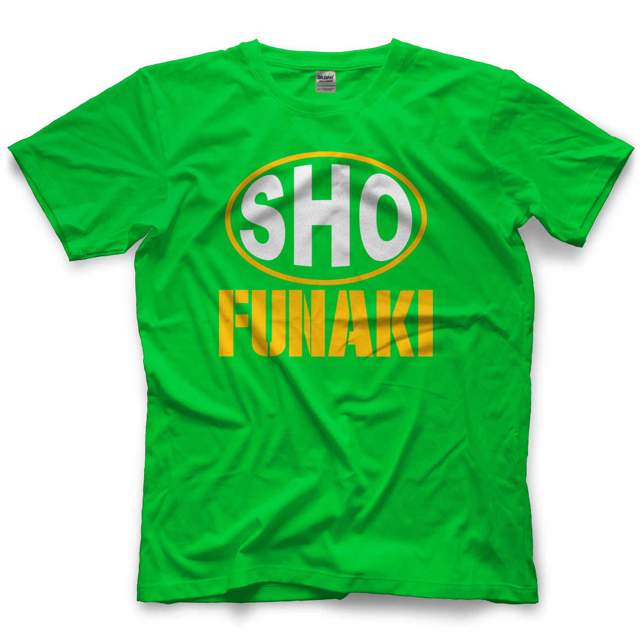 Funaki Team Sho GB Style T-shirt