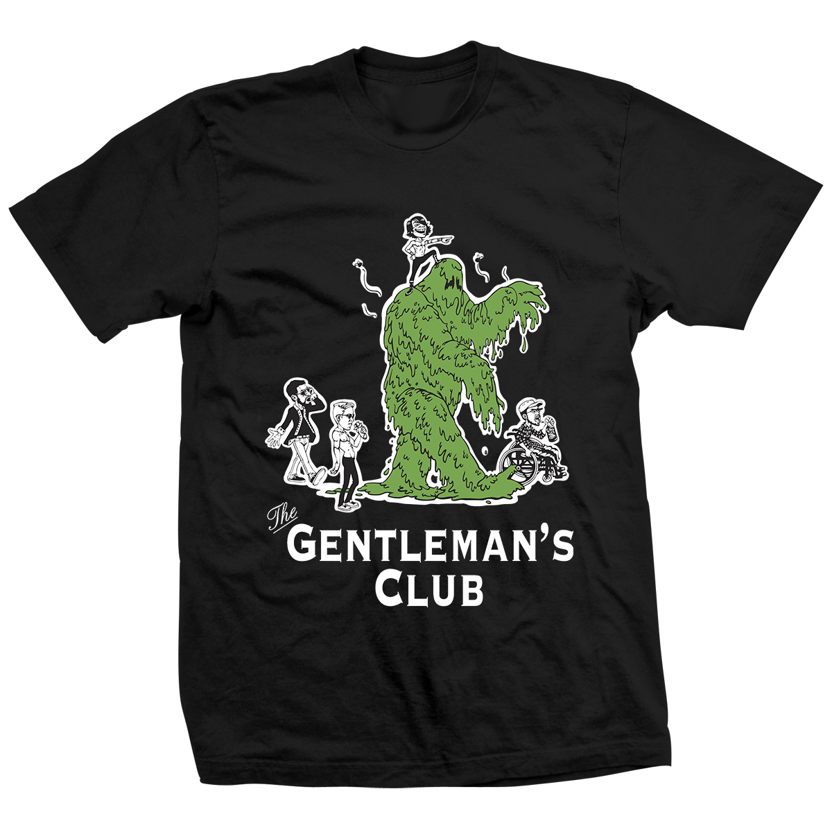 Gentleman's Club T-shirt