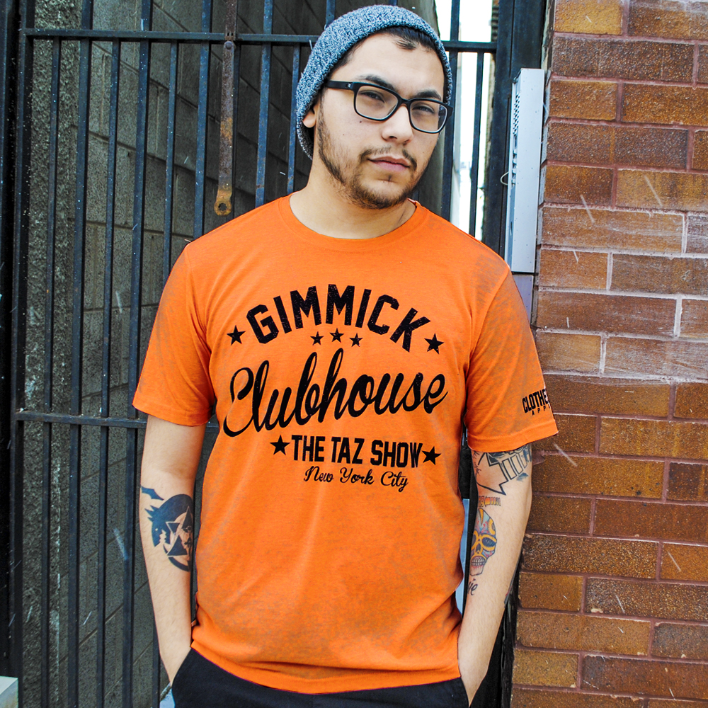 Taz Show Gimmick Clubhouse Tee