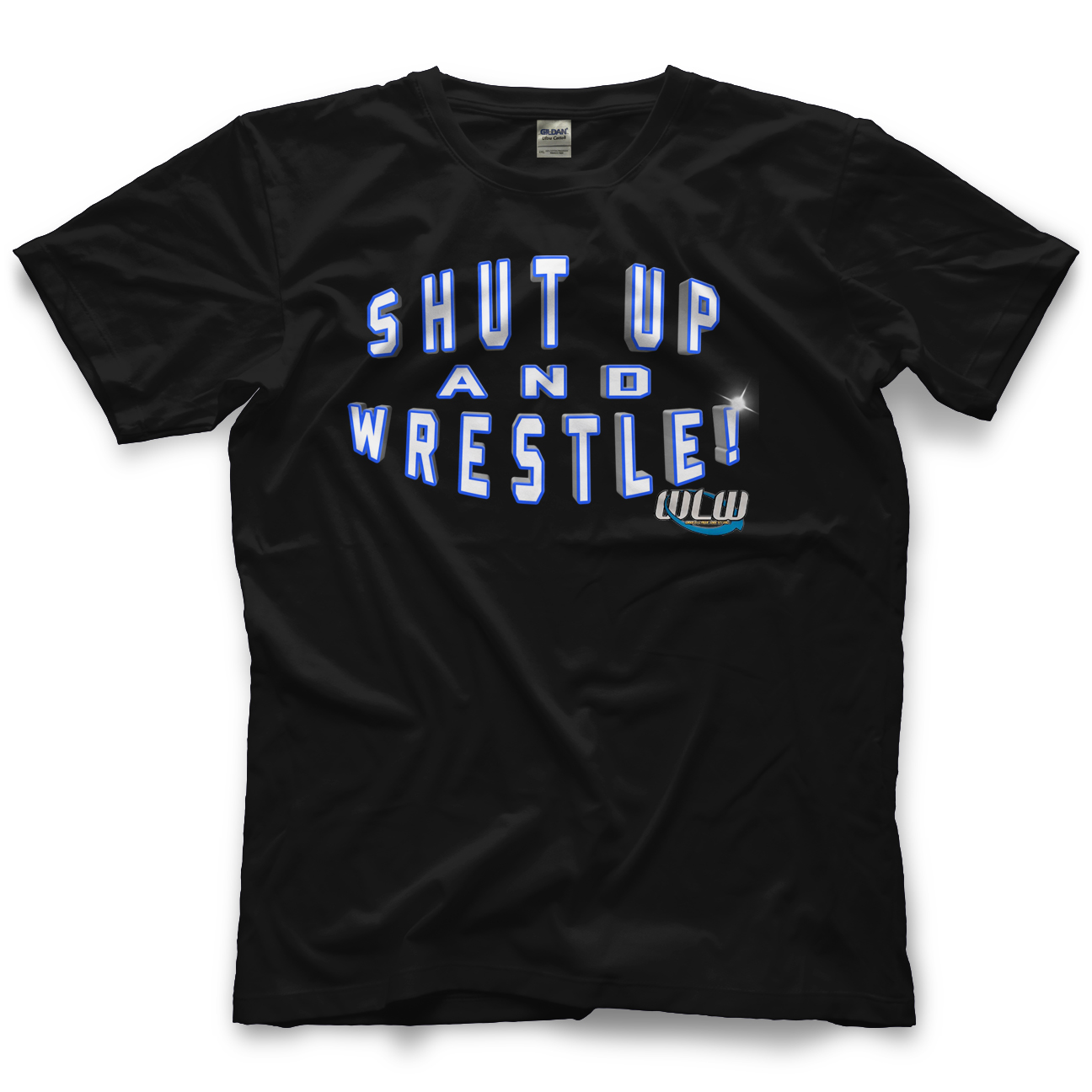 Harley Race Shut Up & Wrestle T-Shirt