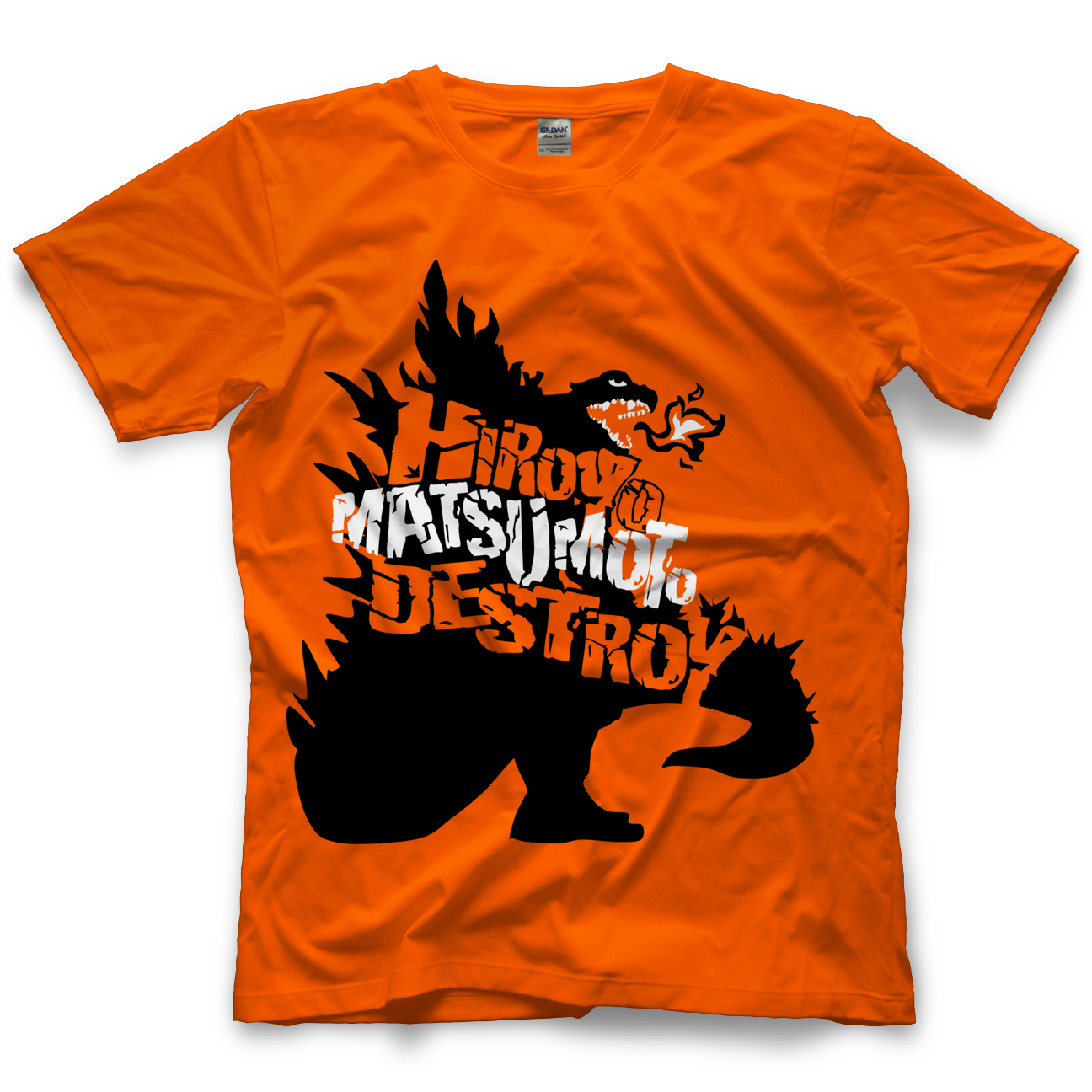 Hiroyo Matsumoto Destroy Monster T-shirt