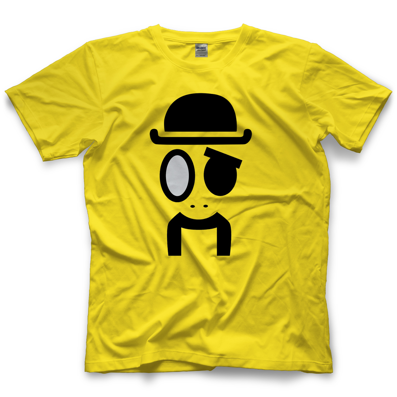 Jervis Cottonbelly Silly Face T-shirt