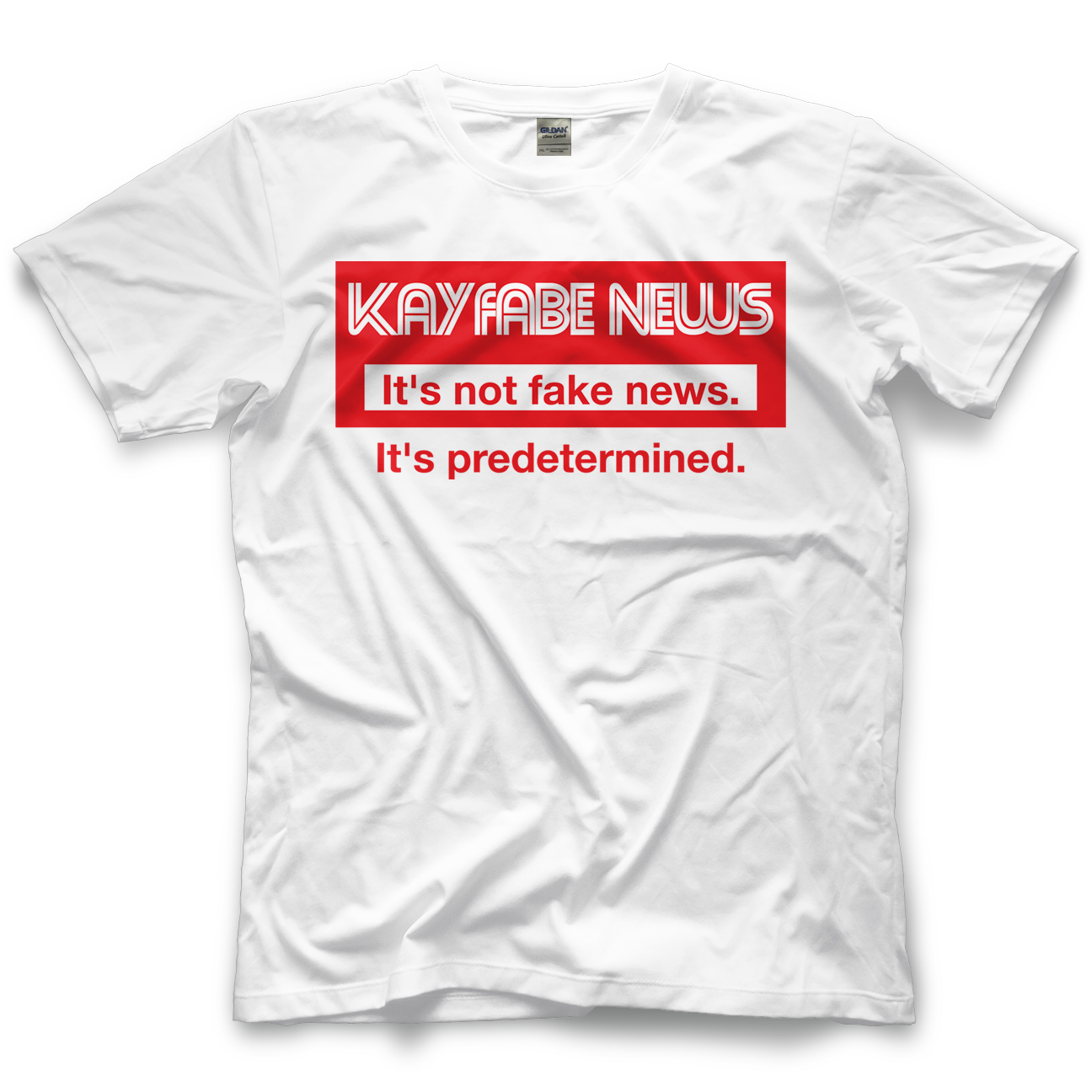 It's Not Fake News T-shirt