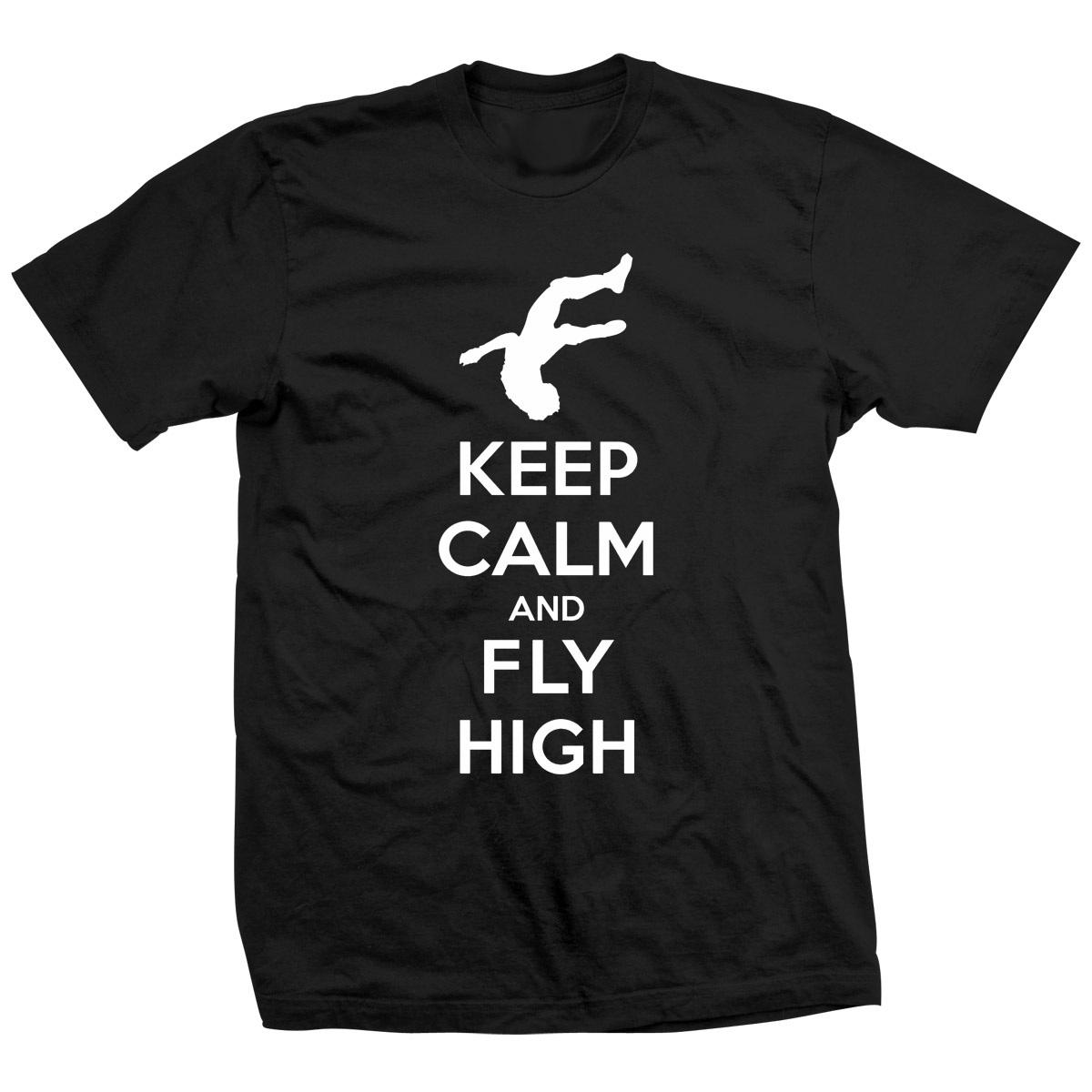 Ricochet Keep Calm T-shirt