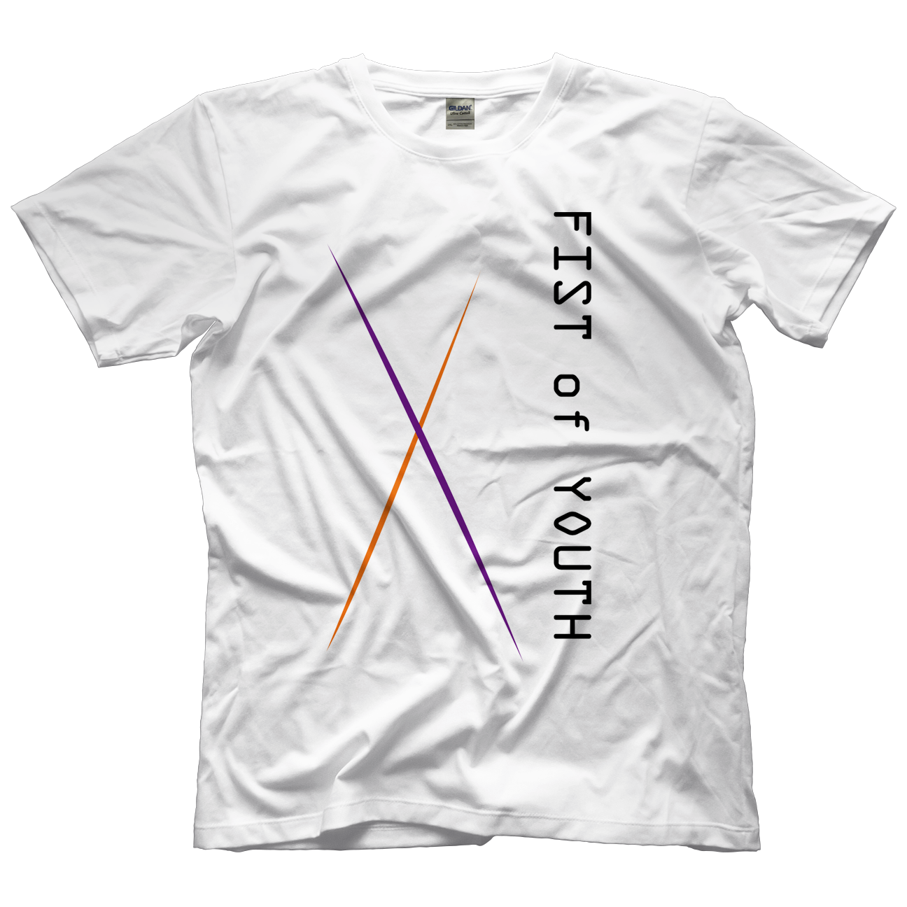 Kenta Kobashi Fist Of Youth T-shirt