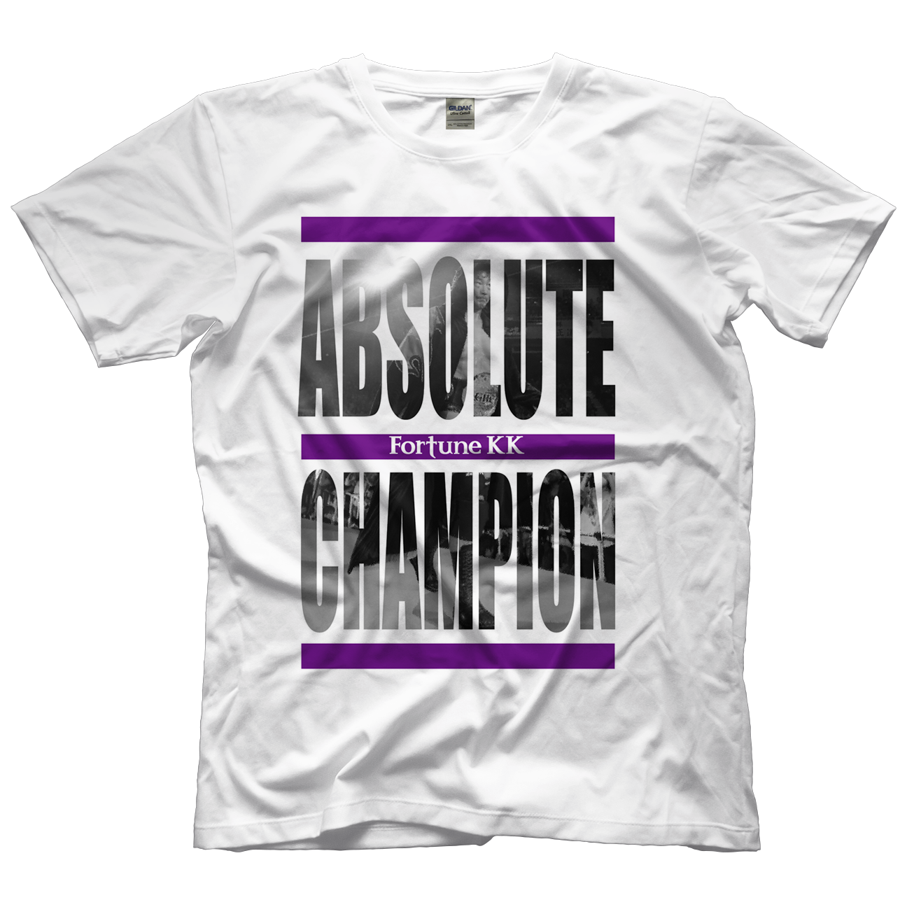 Kenta Kobashi Absolute Champion T-shirt