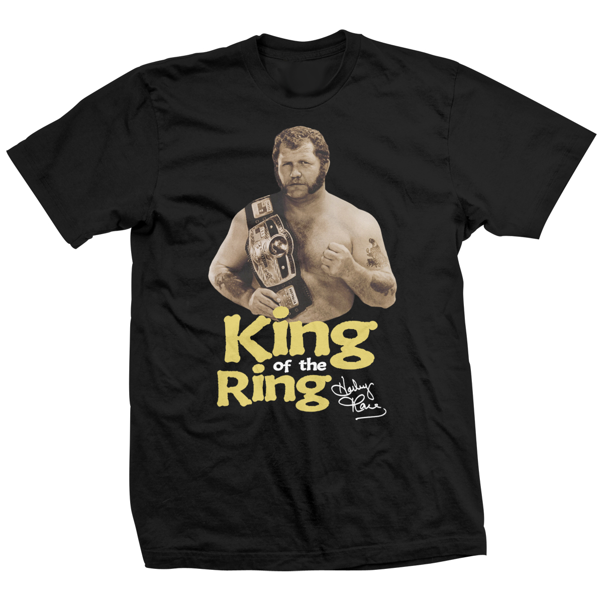 Harley Race King Of The Ring T-shirt