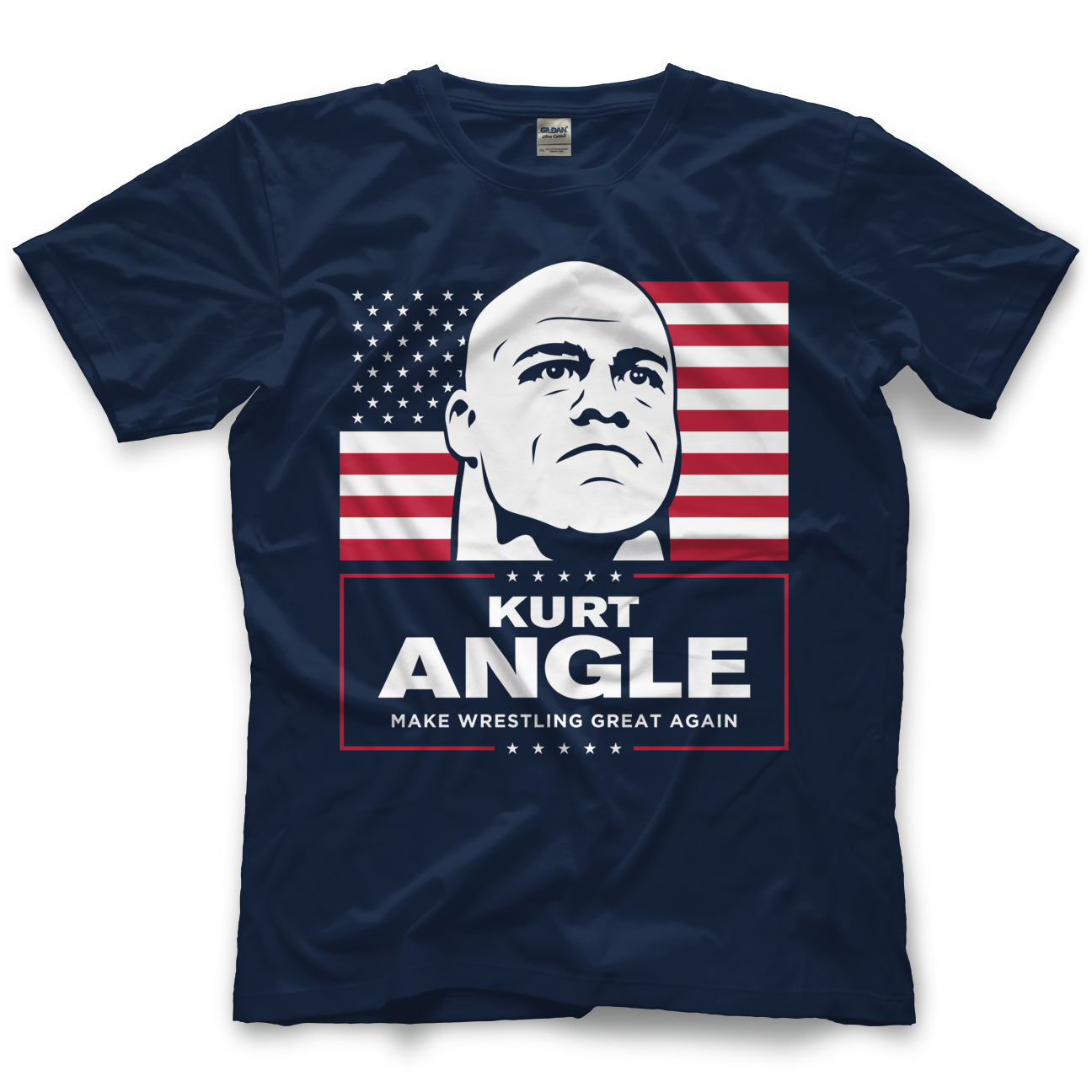 Make Wrestling Great Again T-shirt