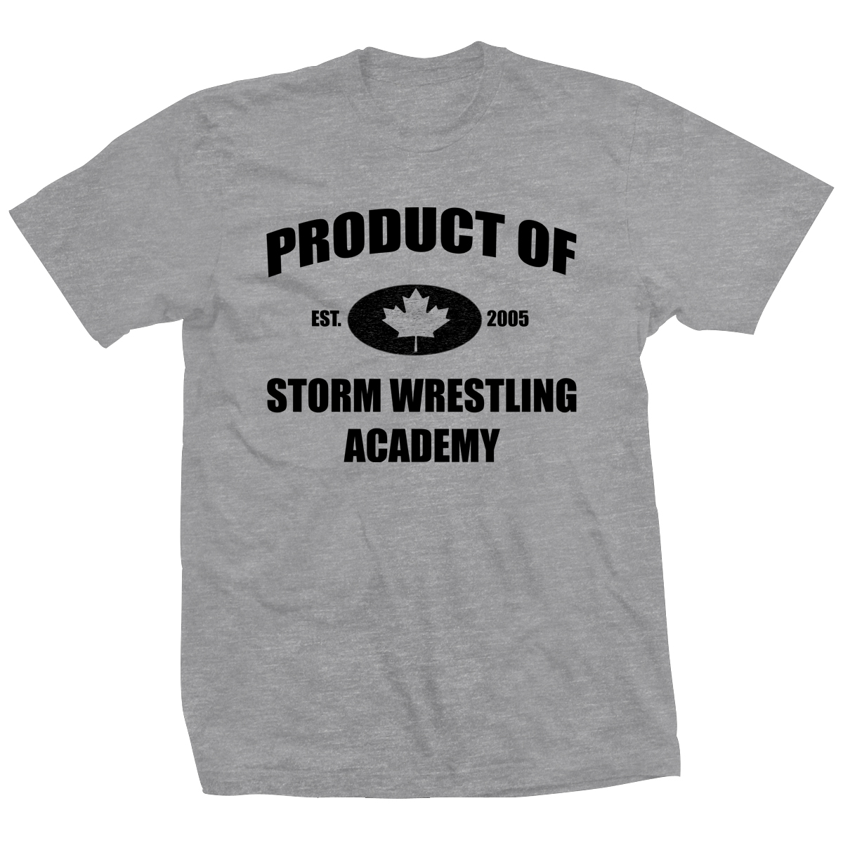 Storm Wrestling Academy T-shirt