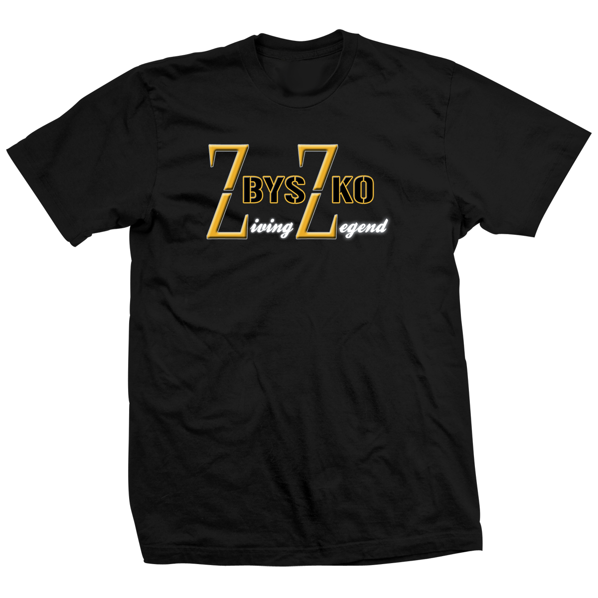 Larry Zbysko Living Legend T-shirt